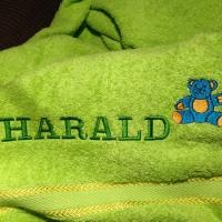 Harald karuga