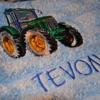 Traktor ja Tevon