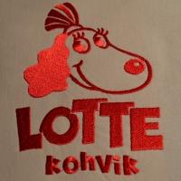 Lotte kohvik logo